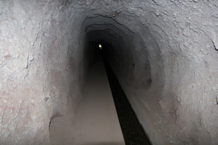 Tunnelpassage